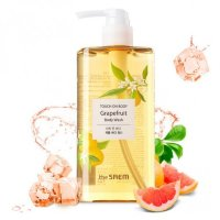 The Saem Toch On Body Grapefruit Body Wash