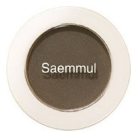 The Saem Saemmul Single Shadow Matt BK01