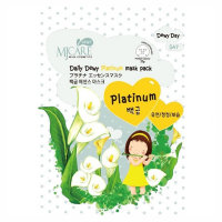 Mijin Care Daily Dewy Platinum Mask Pack