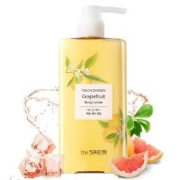 The Saem Touch On Body Grapefruit Body Lotion