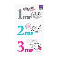 Holika Holika Pig-clear Blackhead 3-step kit (no water)
