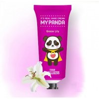 Baviphat It's Real My Panda Hand Cream Grace Lily