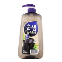 Kerasys Dishwashing Liquid Soonsaem Bamboo Charcoal (1000 ml)