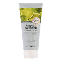 The Saem Natural Condition Cleansing Foam (Sebum Controlling) 150 ml