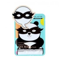Milatte Fashiony Black Eye Mask (Panda)