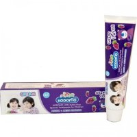 "Lion Kodomo Toothpaste For Children ""Grape Flavor"""