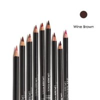 3W Clinic Wood Lip Liner Pencil 03 Wine Brown