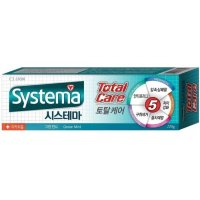 "CJ Lion Toothpaste ""Systema"" Green Mint"