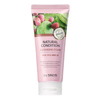 The Saem Natural Condition Cleansing Foam #Moisture