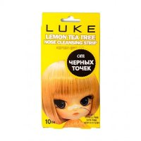 Luke Lemon Tea Tree Nose Cleansing Strip 1