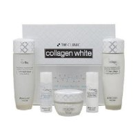 3W Clinic Collagen Whitening Skin Care Items 3 Set