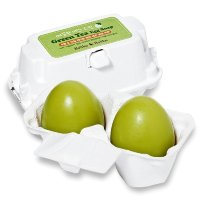 Holika Holika Green Tea Egg Soap 50g+50g
